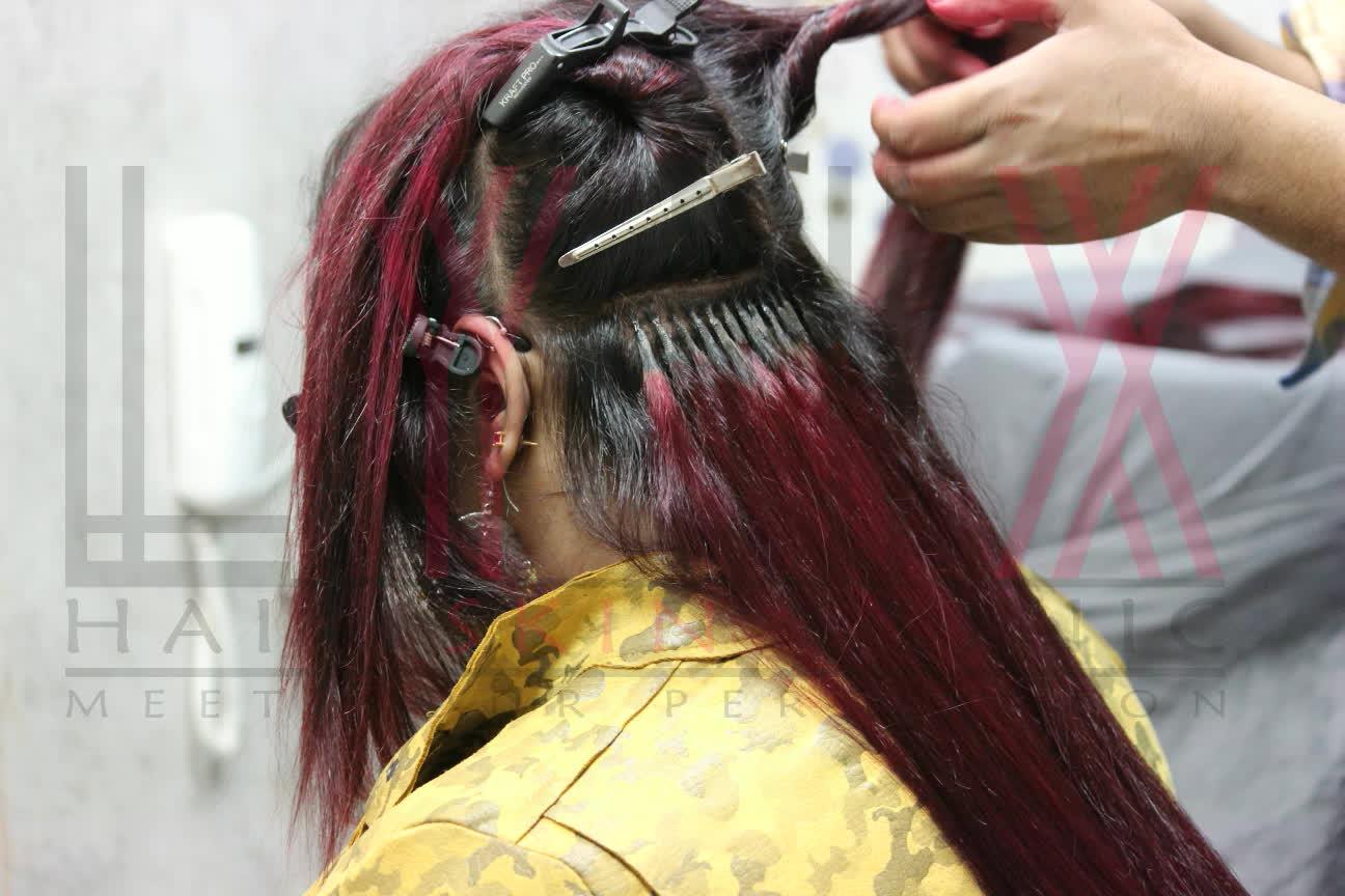 Hair Extensions in Delhi